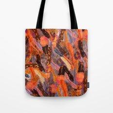 Autumn Feather Sky  Tote Bag