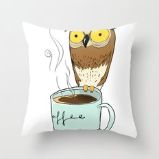 Can't sleep? Throw Pillow