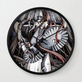Pressure Drop Wall Clock