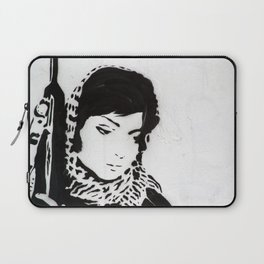 The Unseen Freedom Fighters Laptop Sleeve