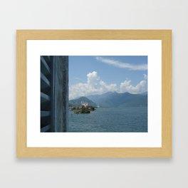 OCCHIATA Framed Art Print