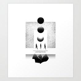 MAHSYAR Art Print