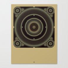 Dome Print Canvas Print