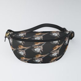 Guitar Pinup Girl Fanny Pack