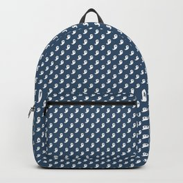 Ghost Pattern Backpack