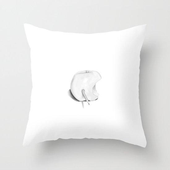Addiction 2 Throw Pillow