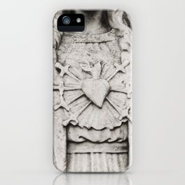 SACRED | Kensal Green Cemetery  iPhone Case