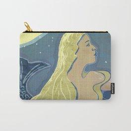 Mermaid / Venus Carry-All Pouch