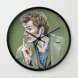 Doctor's Orders Wall Clock
