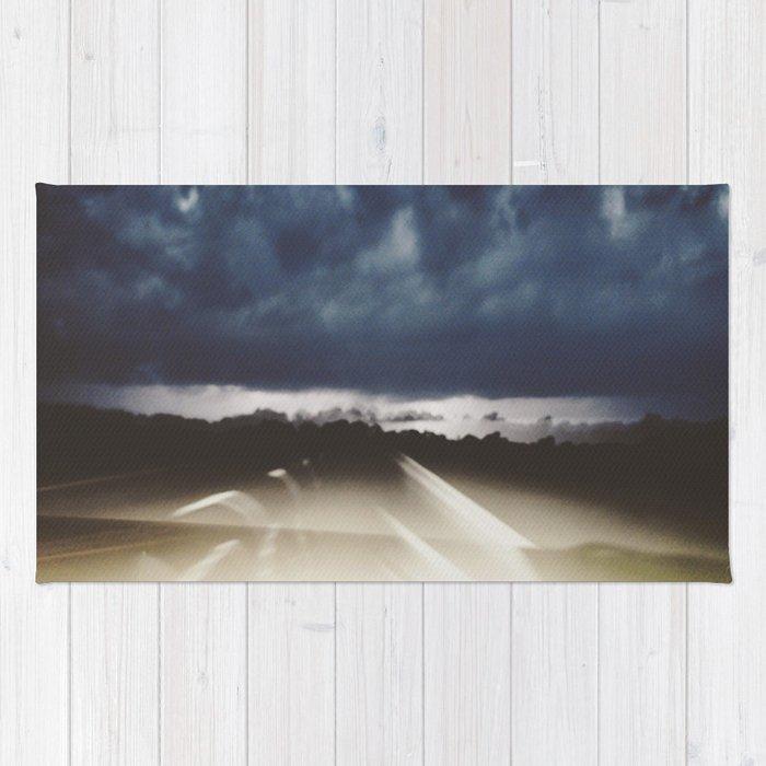 Midnight Highway Rug