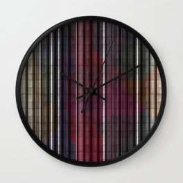 Pattern Q1 Wall Clock