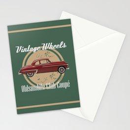 Vintage Wheels: Oldsmobile Club Coupé Stationery Cards