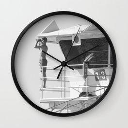 Tower 13 Wall Clock
