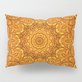 Looking into the Sun Pillow Sham