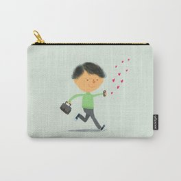 Boy in Love #3 Carry-All Pouch