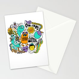 Fun & Cool Stationery Cards