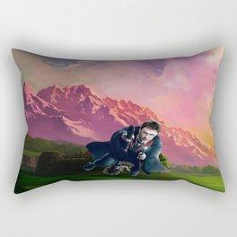 magic bromm Rectangular Pillow