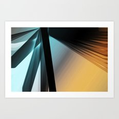 New Light Art Print