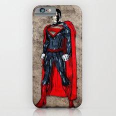 Steel Man iPhone 6s Slim Case