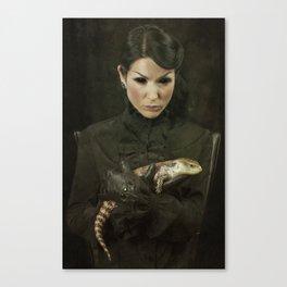 The Villainess Canvas Print