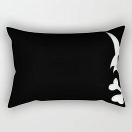 Crest of the Wolf Pirates Rectangular Pillow