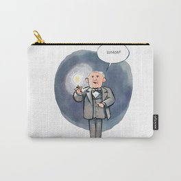 Thomas Edison - Lumos! Carry-All Pouch