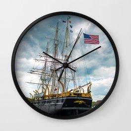 The Last Ship Wall Clock