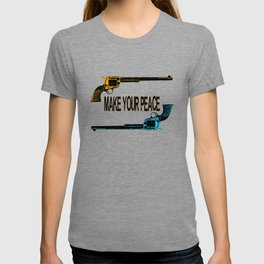 Make your peace T-shirt
