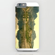 Somewhere in the mountains iPhone 6s Slim Case
