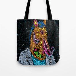 Horse  Monster Man Tote Bag