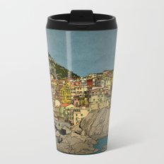 Of Houses and Hills Metal Travel Mug