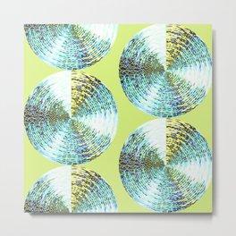 Spinning tops Metal Print