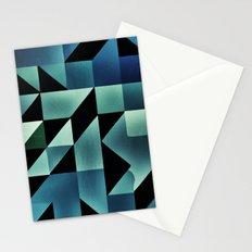 :: geometric maze VII :: Stationery Cards