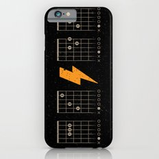 ACDC Back in Black iPhone 6 Slim Case