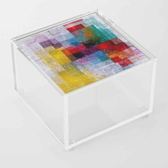 linear I Acrylic Box