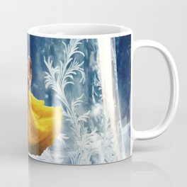 Beauty and the Beast-Rose Coffee Mug