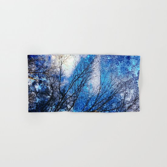Wild Winter Hand & Bath Towel