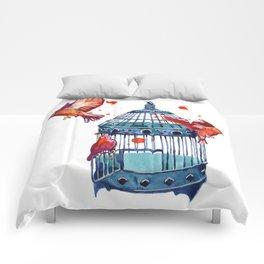 Bird Cage Comforters