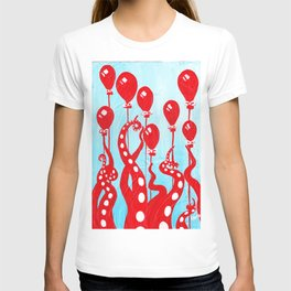 Party of One, the Octopus's Birthday T-shirt