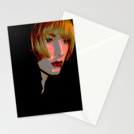 Sassoon Crop Stationery Cards