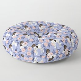 German Shorthaired Pointer Dog Puppy Floor Pillow