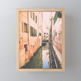 Venice II Framed Mini Art Print