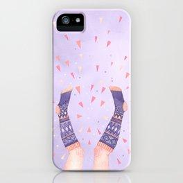 Celebrate You! iPhone Case