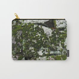 Mossy Temple Wall 2 Carry-All Pouch