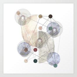 FUTURE UNIVERSE Art Print