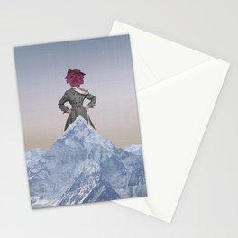 Intervention Stationery Cards