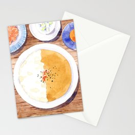 curry Stationery Cards