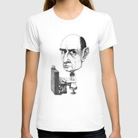 arnold T-shirts featuring Arnold Schoenberg by Gareth Southwell