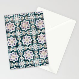 Portuguese Tiles Stationery Cards