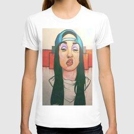 Thuggin T-shirt